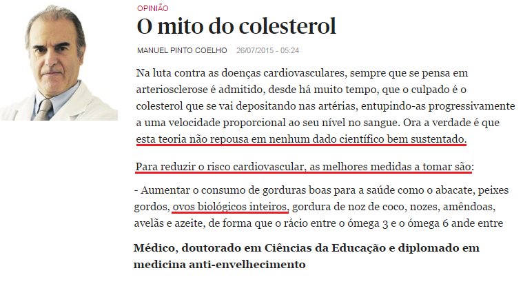 medicocolesterol